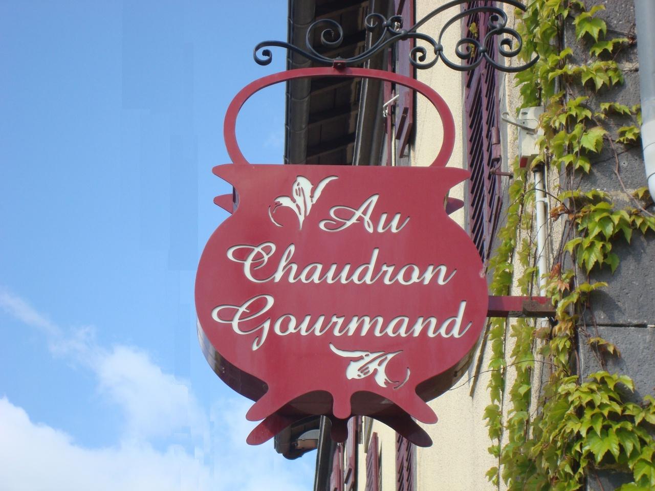 AUBERGE DU CHAUDRON FLEURI Office de Tourisme Coeur de